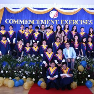 "Commencement  Exercises Class of 2019 ""Journey to New Heights"""